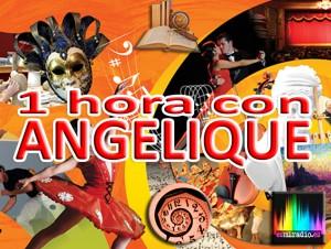 Foto programa Angelique Esmiradio