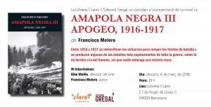 Invitació AMAPOLA NEGRA III_Claret