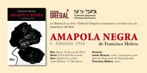 Invitación Presentación Librería En su tinta 12 06 2014