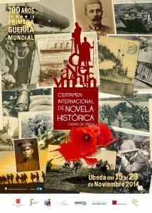 cartel certamen Úbeda 2014
