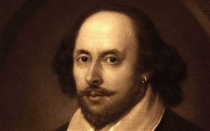 retrato Shakespeare