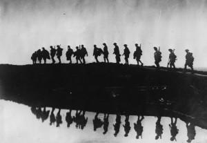 9_3 Fotos tropa soldados caminando