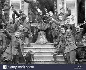 Celebración armisticio 1